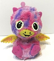 Spin Master Hatchimal Surprise Draggle Giraven Pink Purple Hatched Wing Dragon - $10.62