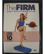 The FIRM Body Sculpting System Fat Blasting Cardio Lisa Kay DVD NEW Sealed - $7.95