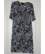 Alfani Black & White Dress size Med. - $18.00