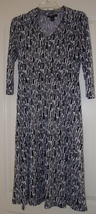 Style & Co. Ladies Black and white dress size small - $9.95