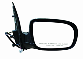 Fits 05-07 Terraza / Relay 05-09 Uplander Right Pass Mirror Unpainted FoldNoHeat - $45.95