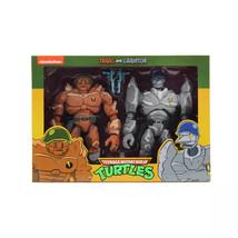 NECA TMNT Teenage Mutant Ninja Turtles Traag Granitor Exclusive Figure  - $113.85