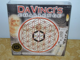 2004 Da Vinci's Challenge Game New In Box Sealed - $17.99