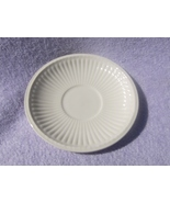 Edme by Wedgwood Made in England Saucer White w... - $4.00