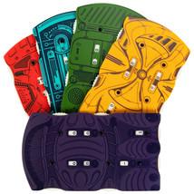 Sci-fi Health Trackers, 5-pack - $24.95