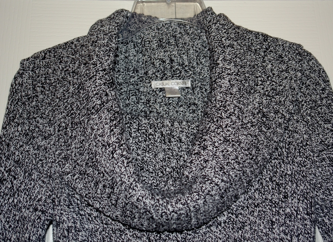Gray Sweater size small Bonanza