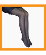 200D black compression stockings support pantyhose medical varicose grad... - $30.00