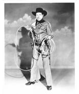 1950s Bill Elliott Red Ryder with Lasso 8x10 Photo - $8.49