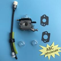 Carburetor Carb & Fuel Line For ECHO Mantis 7222 7222E 7222M 7225 7230 7... - $11.17