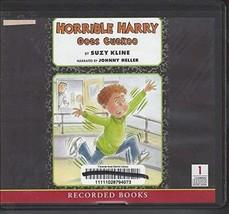 Horrible Harry goes Cuckoo [Audio CD] [Jan 01, 2011] Suzy Kline - $30.47
