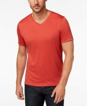 Alfani Men's Soft Touch Stretch T-Shirt Red Pick Your Size #548 - $14.99