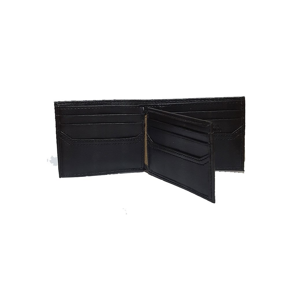 Levi's® 31LV1344 men's extra capacity slimfold wallet black brown one size image 3