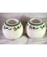 Queens Palace Kensington Palace Ball Candleholder Set of 2 - $13.85