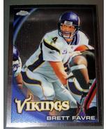 Trading Cards / Sports Cards - 2010 Topps Chrome - BRETT FAVRE - C90 - $5.00