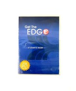 Get the Edge by Entrepreneurial Development Group Includes CD, MP3 Audio... - $11.29
