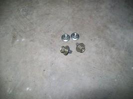 85 Toyota MR2 Headlight Head Light Frame Two Bolt Nuts - $6.00