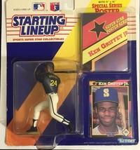 1992 STARTING LINE UP  KEN GRIFFEY, JR.  SPECIA... - $17.96