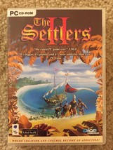 The Settlers II (PC, 2000) Classic Strategy Game - $14.99