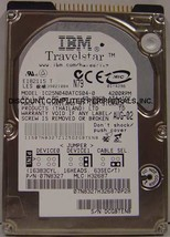 Lot of 10 IBM IC25N040ATCS04-0 40GB 2.5in IDE Drive Tested Good Free USA Ship
