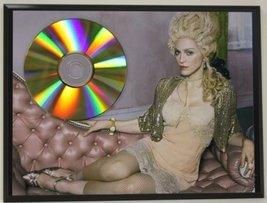 Madonna Limited Edition 24 Kt. Gold CD Display Plaque - $56.95