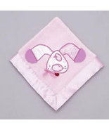 Pink Puppy Teether Blanket  - $26.00