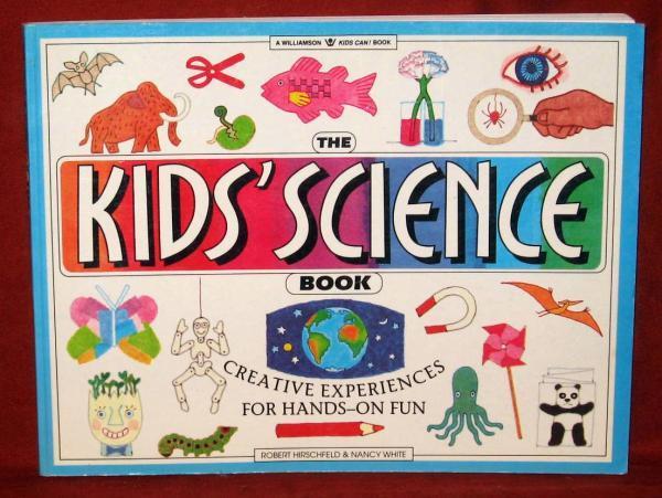 Creative Hands On Fun Kids Science Experiment Home School Hirschfeld White PB FS