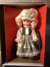 Friends Of Foreign Lands DOLL--MISS IRELAND---UNEEDA--FREE SHIP--NEW - $15.47