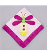 Baby's Dragonfly Teether Blanket  - $26.00