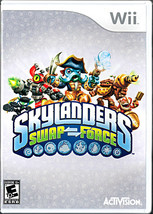 Skylanders Swap Force Wii Video game - $5.00