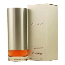 Contradiction by Calvin Klein, 3.4 oz Eau De Parfum Spray for Women - $59.99