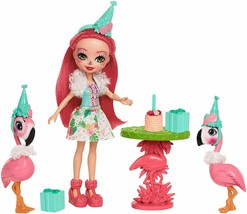Enchantimals Let's Flamingle Dolls - $18.37