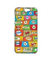 Comic Popart - Sublime Case for HTC One A9 - $23.95