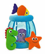 Melissa and Doug Baby's First Fishbowl Fill & Spill - $25.00