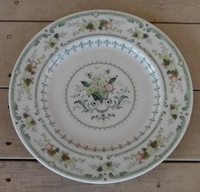 "Vintage Royal Doulton 8"" Salad Plate, Provencal Pattern, VERY GOOD CONDI... - $16.82"