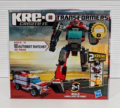 TRANSFORMERS KRE-O AUTOBOT RATCHET LARGE G1 INSPIRED *MINT*  30662 HASBR... - $39.99