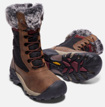 Keen Hoodoo III Size US 9 M (B) EU 39.5 Women's WP Winter Boots Brown 1013199