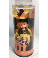 Barbie Kelly Halloween Party Candy Corn Witch Costume B6486 New 2005 - $19.95