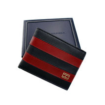 Tommy Hilfiger Men's Leather Credit Card ID Wallet Passcase Billfold 31TL22X040 image 13