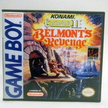 Castlevania II Belmont's Revenge -GB- Gameboy Replacement CASE *NO GAME* - $5.94