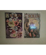 SOLUS #1, 3 AND #4 SIGNED BY GEORGE PEREZ - FREE SHIPPING - $23.38