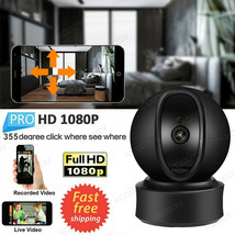 1080P Wireless Network Baby Monitor Security IP Camera P2P WIFi IR Night... - $60.80