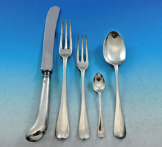Rattail by Cooper Bros. English Sterling Silver Flatware Set Service 48p... - $4,595.00
