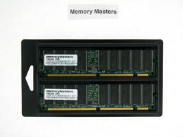 X5025A 2GB (2x1GB) PC133 Sun LX50 Compatible Memory