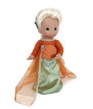 Precious Moments Disney Parks Exclusive Elsa Frozen Boo Green Halloween ... - $37.36