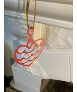 Heart Christmas Decoration  - $1.00