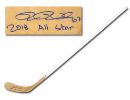 Rickard Rakell Autographed Wood Hockey Stick with 2018 All Star Inscription - $99.00
