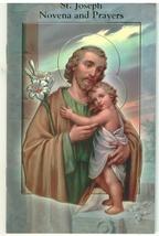 St. Joseph Novena and Prayers