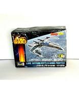 Revell - Star Wars Luke Skywalker's X-Wing Fighter SnapTite 85-1856 Open... - $18.69