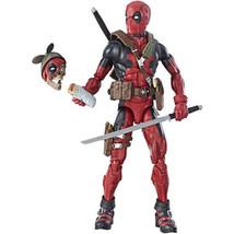 "Deadpool Action Figure Marvel Legends Series 12"" Kids Playset Fun Play New - $49.05"