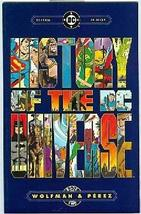 History of the DC Universe Book Two (Book Two) [Paperback] [Jan 01, 1986] Marv W - $2.13